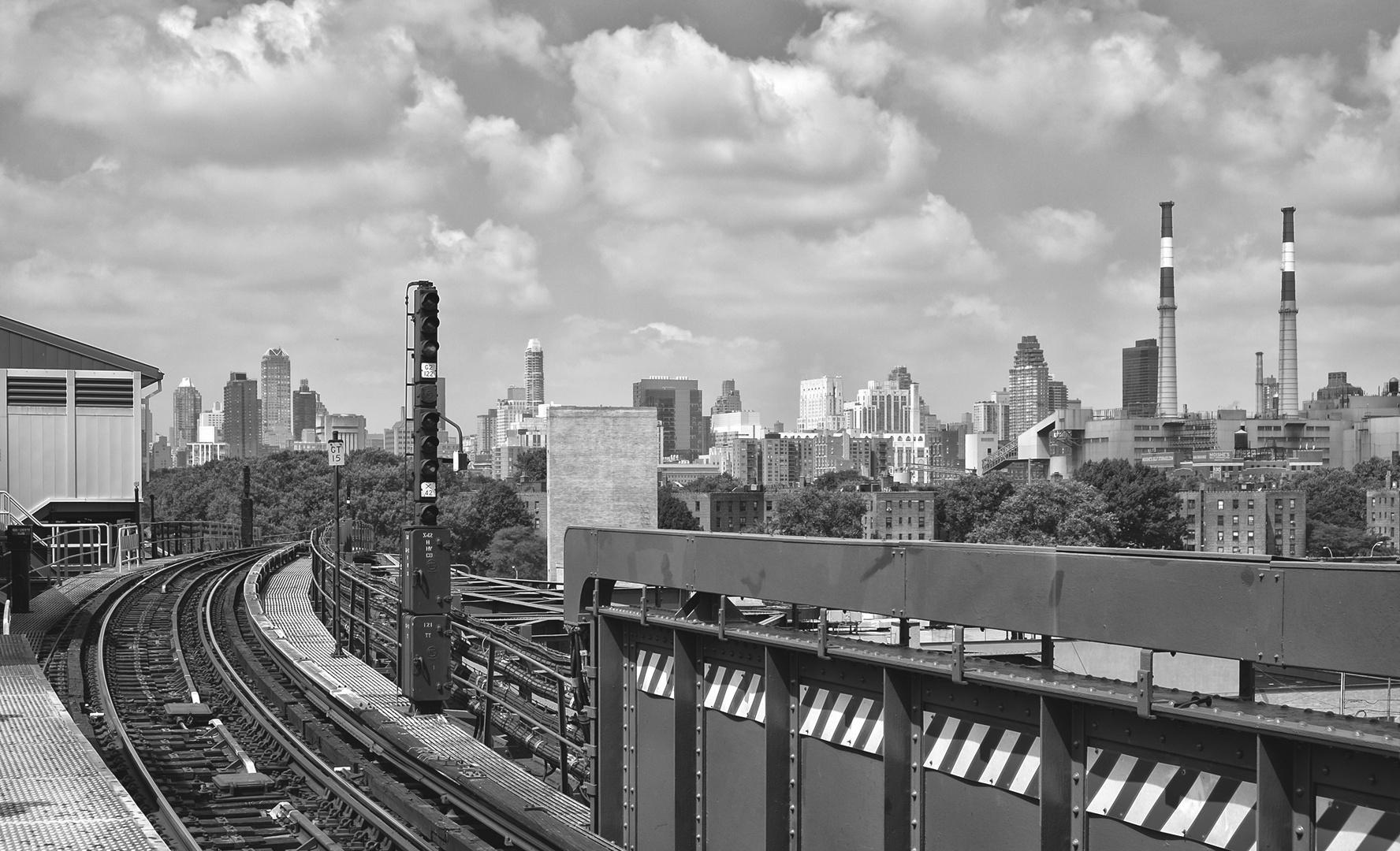 NYC B & W 231