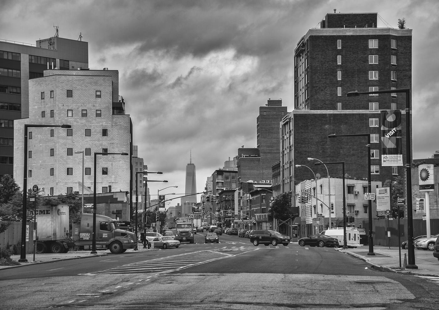 NYC B & W 309