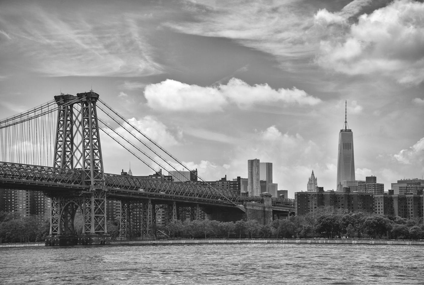 NYC B & W 311