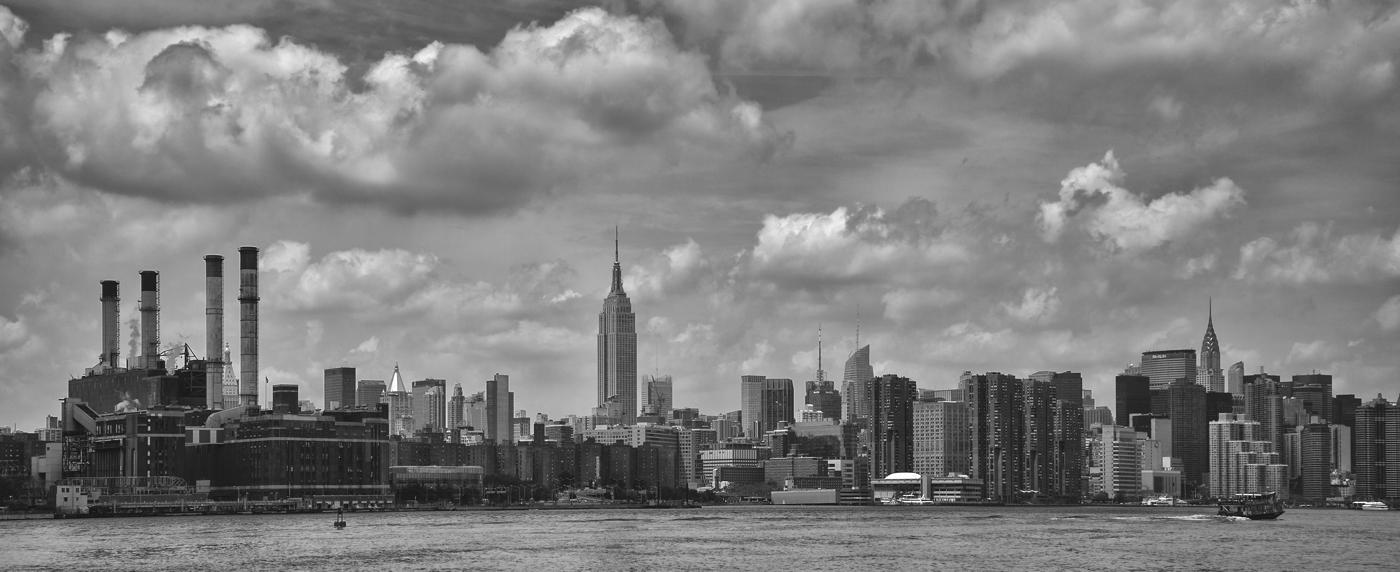 NYC B & W 312