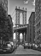 NYC B & W 317