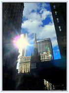 NYC Blue Sky