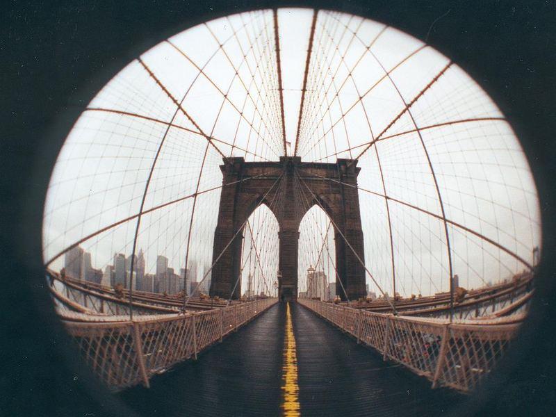 NYC-Brooklyn Bridge