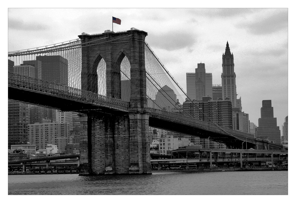 N.Y.C - Brooklyn Bridge