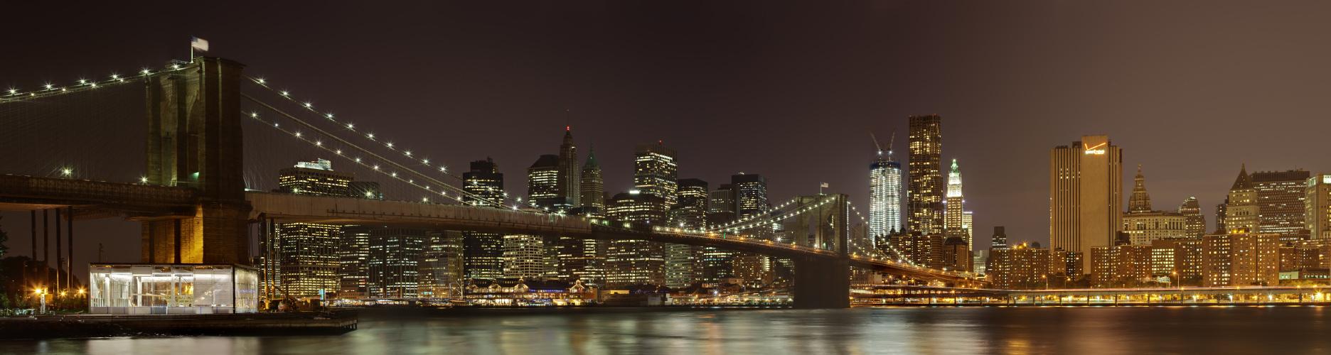 NYC - Brooklyn Bridge Night