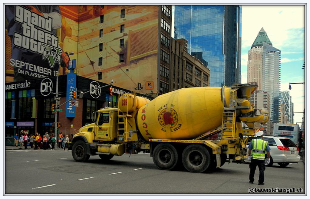 NYC Build Stoff