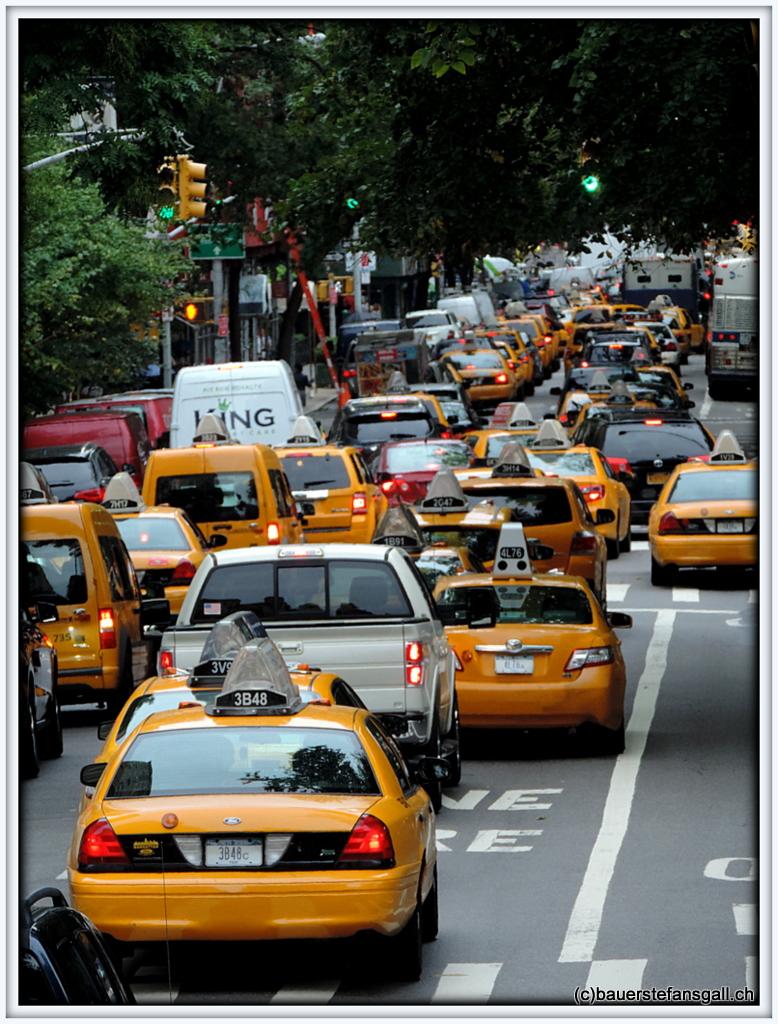 NYC Cab s