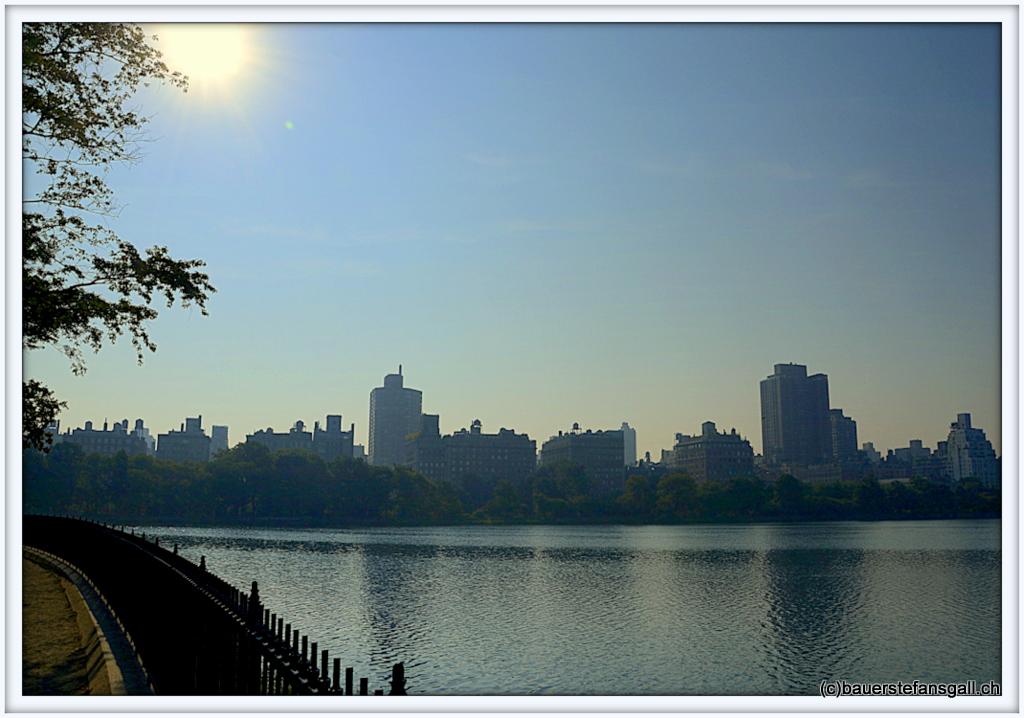 NYC Central Park Reservoir