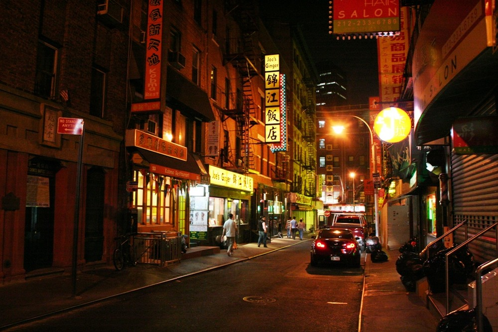 NYC, Chinatown