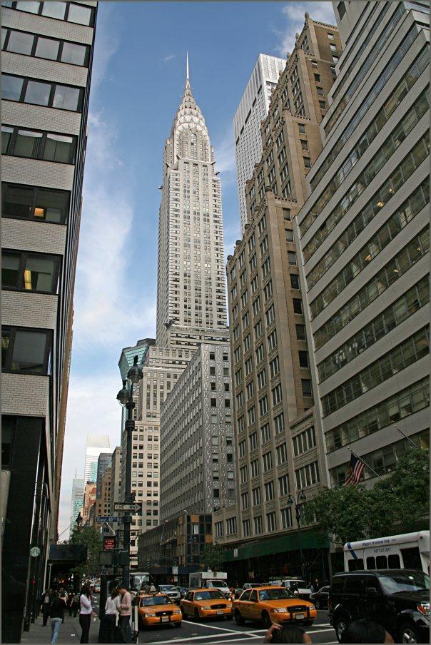 NYC - Chrysler Building