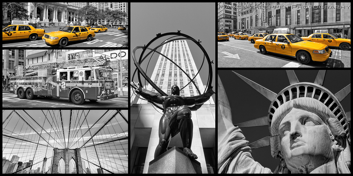 NYC Collage No.2