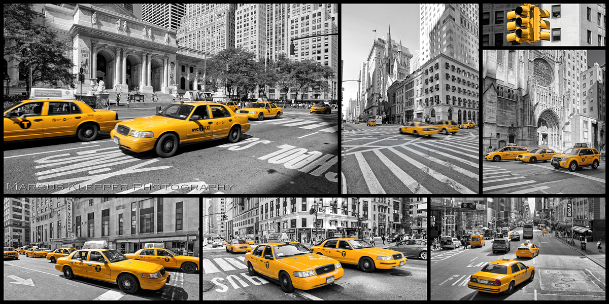 NYC Collage No.3
