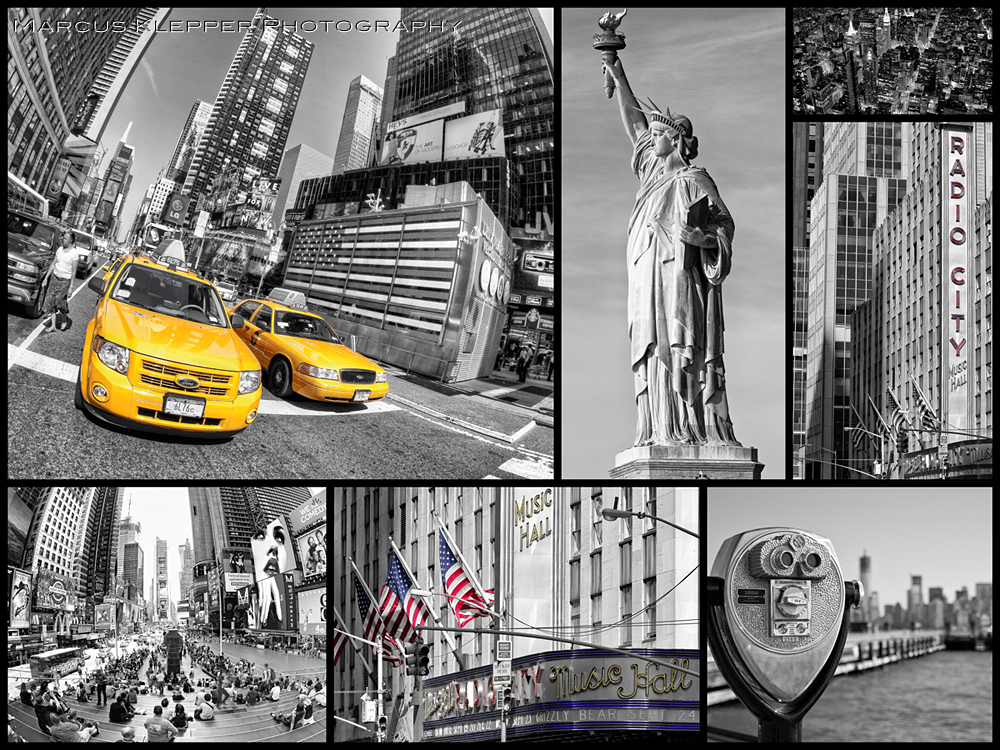 NYC Collage No.4