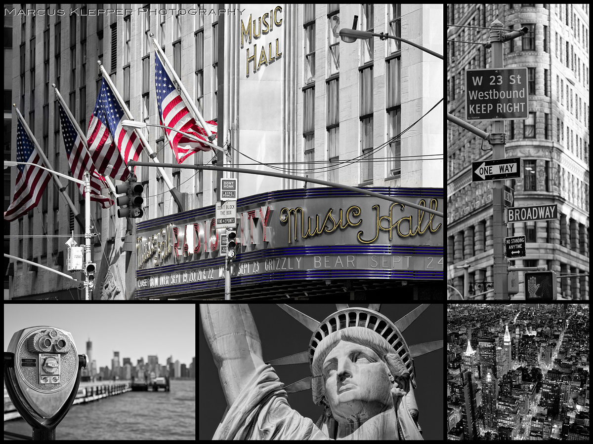 NYC Collage No.6