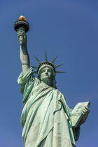 NYC Die Freiheitsstatue ( Statue of Liberty )
