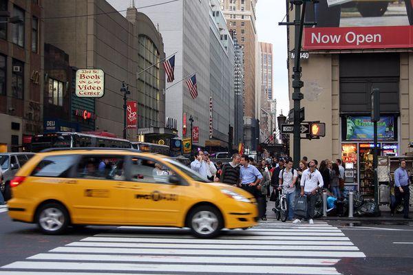 NYC - eins der ersten Fotos