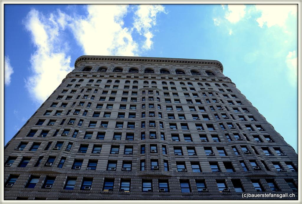 NYC Fassade
