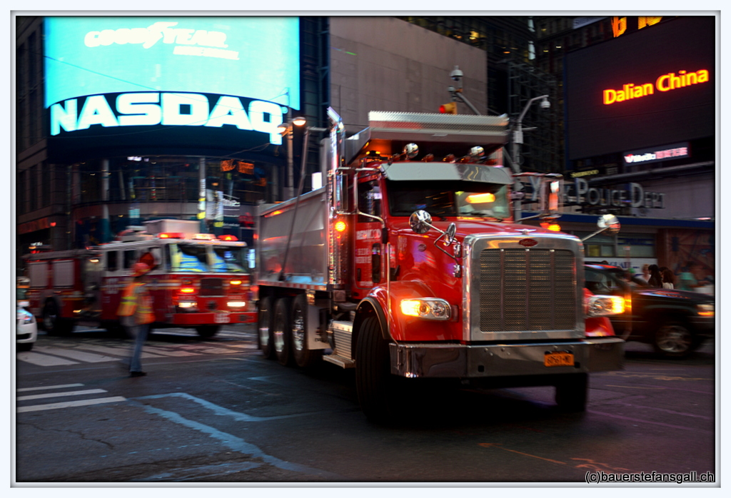 NYC FDNY in aktion I