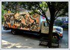 NYC Free Art Car
