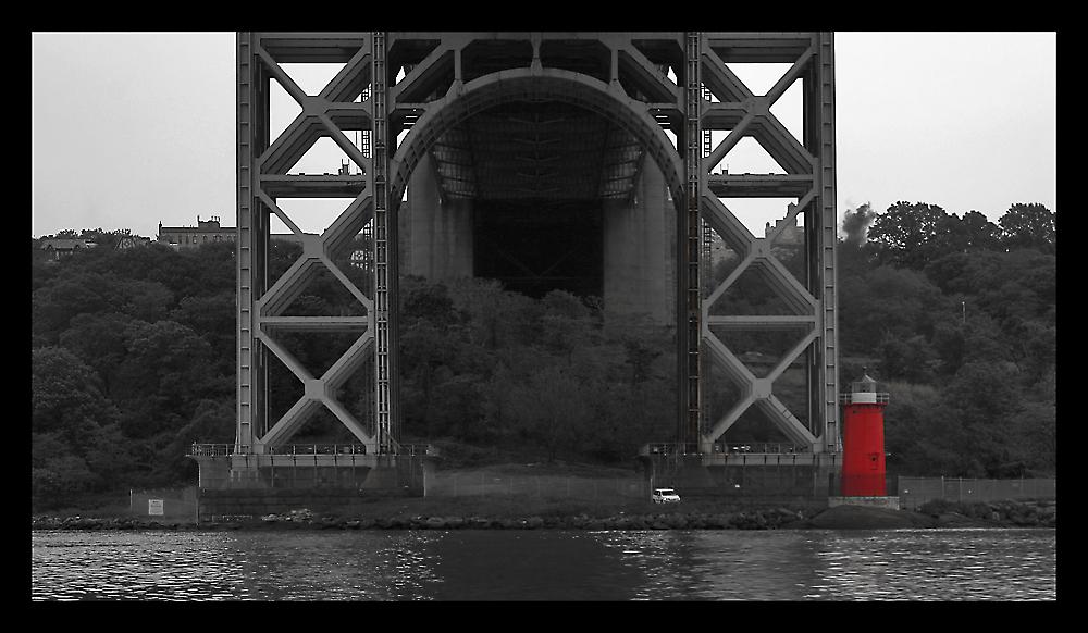 N.Y.C. - George Washington Bridge