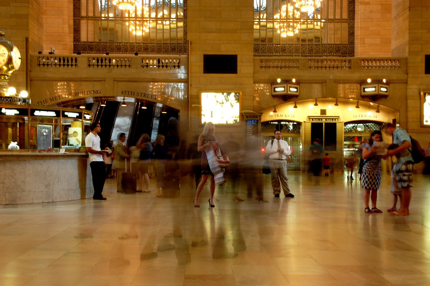 NYC Grand Central Station 1