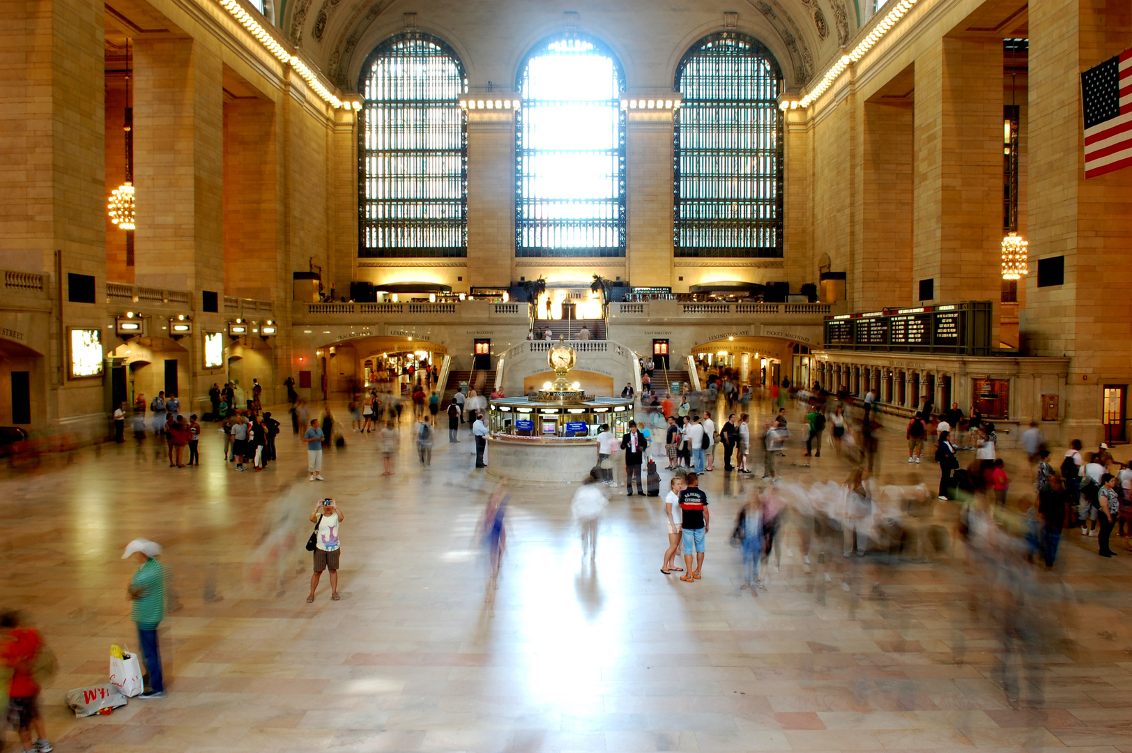 NYC Grand Central Station 2