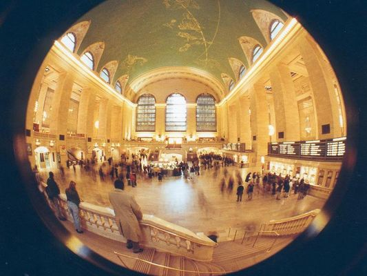 NYC-Grand Central Station
