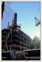 NYC Ground Zero BauStelle