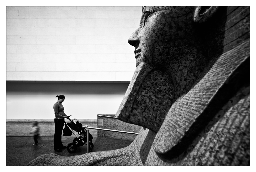 NYC III - MuseumsFlucht