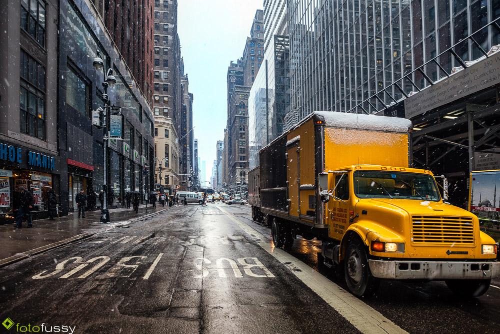 NYC im Schnee VI