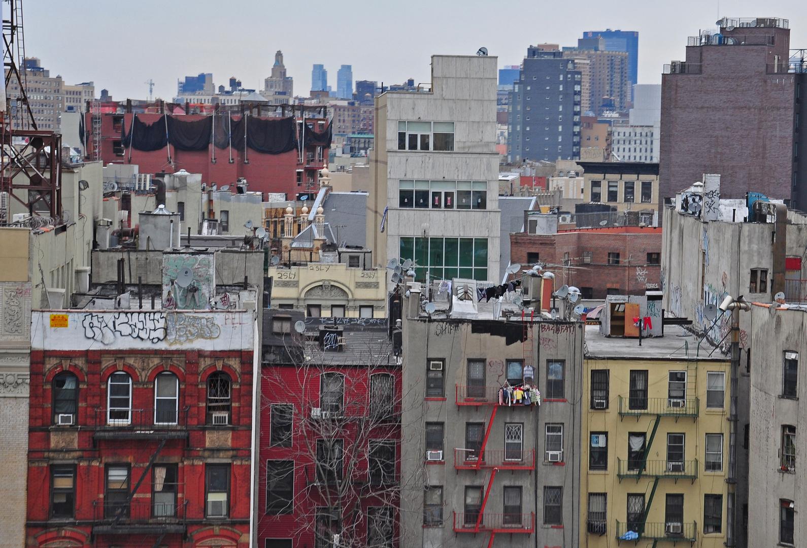 N.Y.C Living .