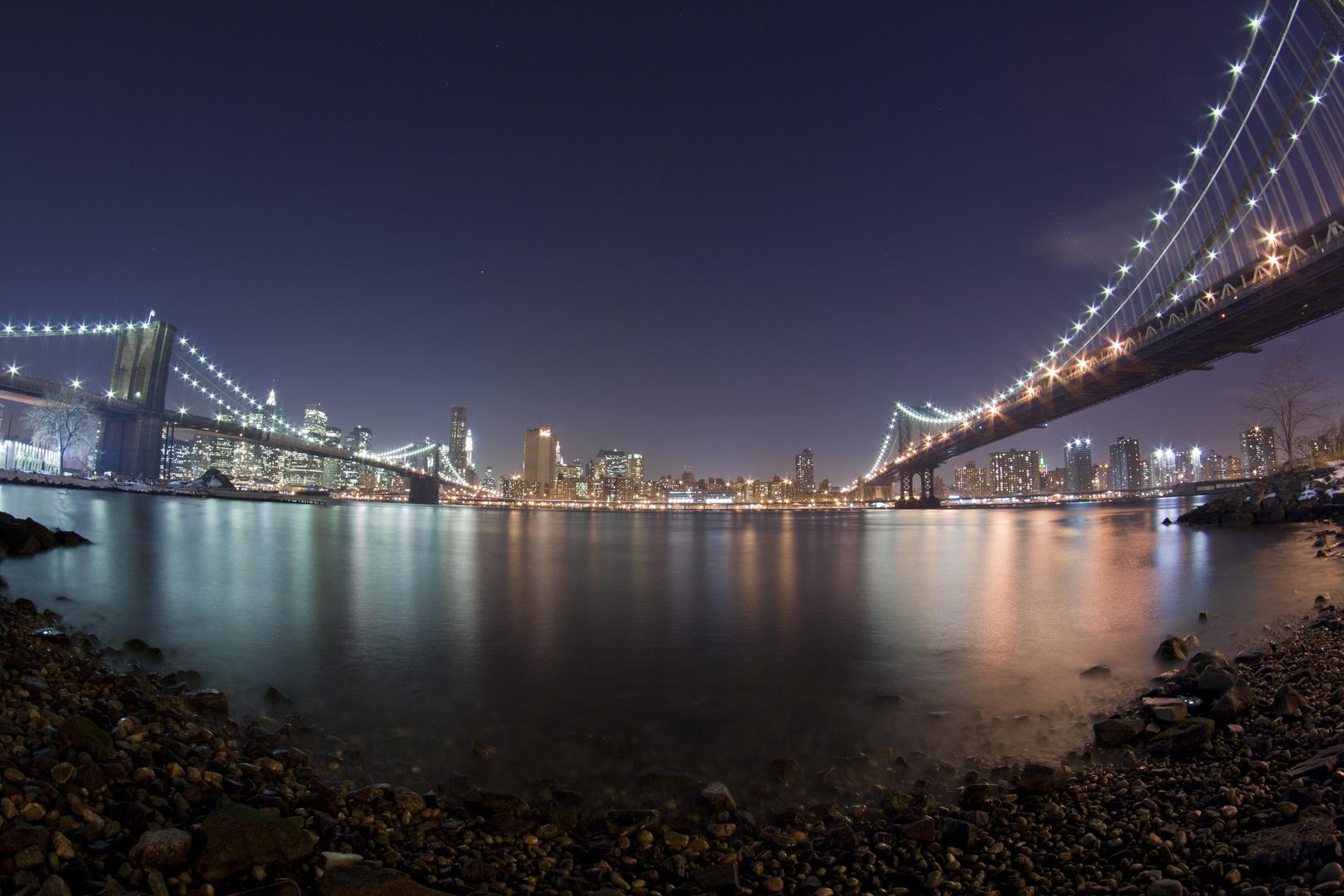 NYC @ Night