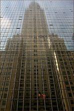 NYC Spiegelbilder - Chrysler Building