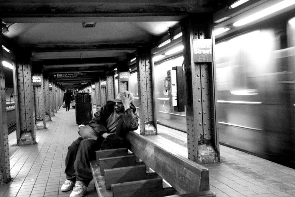 NYC subway