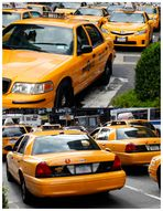 nyc taxi in manhattan