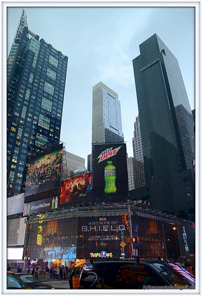 NYC Time Square II