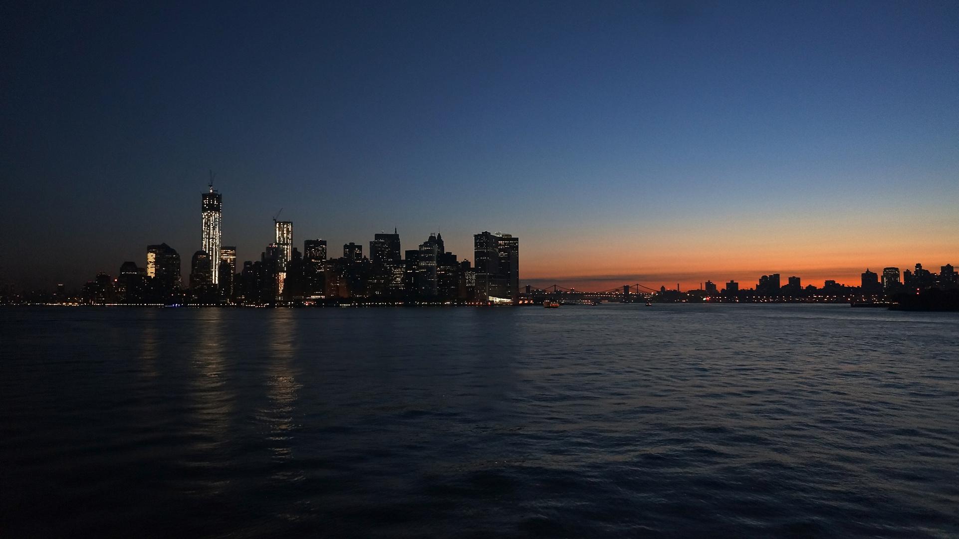 NYC um 5