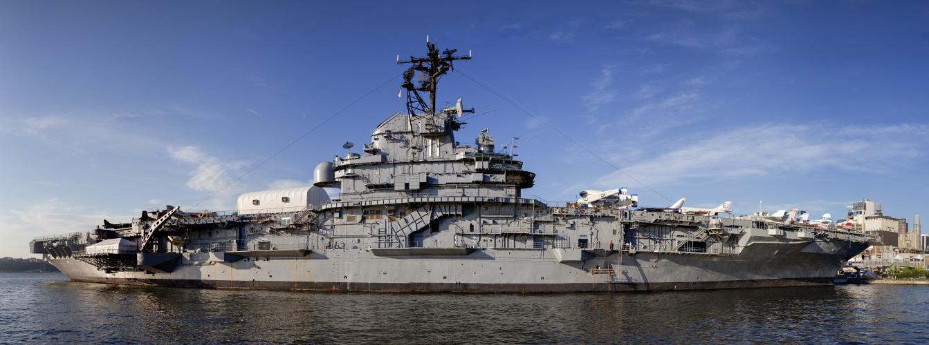 NYC - USS Intrepid