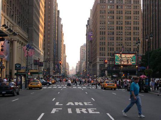 NYC'04 Fire Line