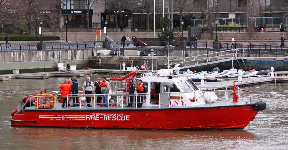 nyfd - fire rescue