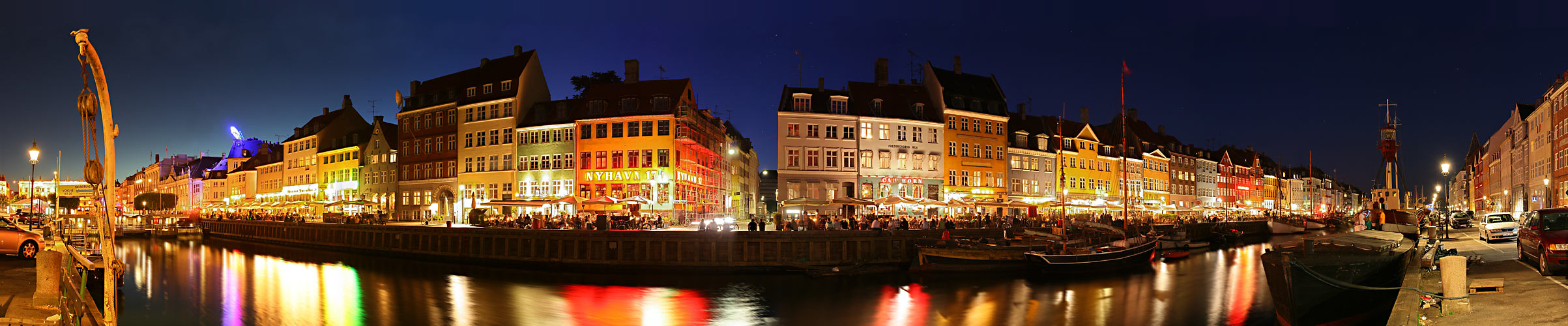 Nyhavn180° Panorama