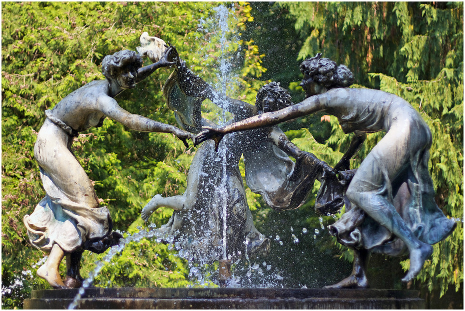 Nymphen-Brunnen