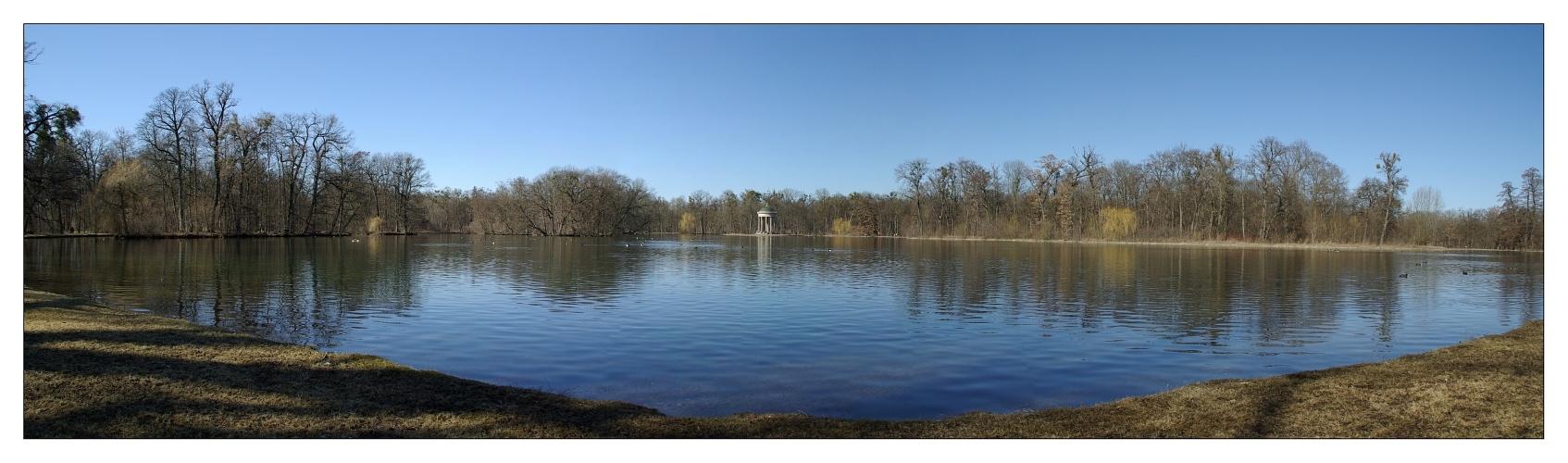 Nymphenburger Park