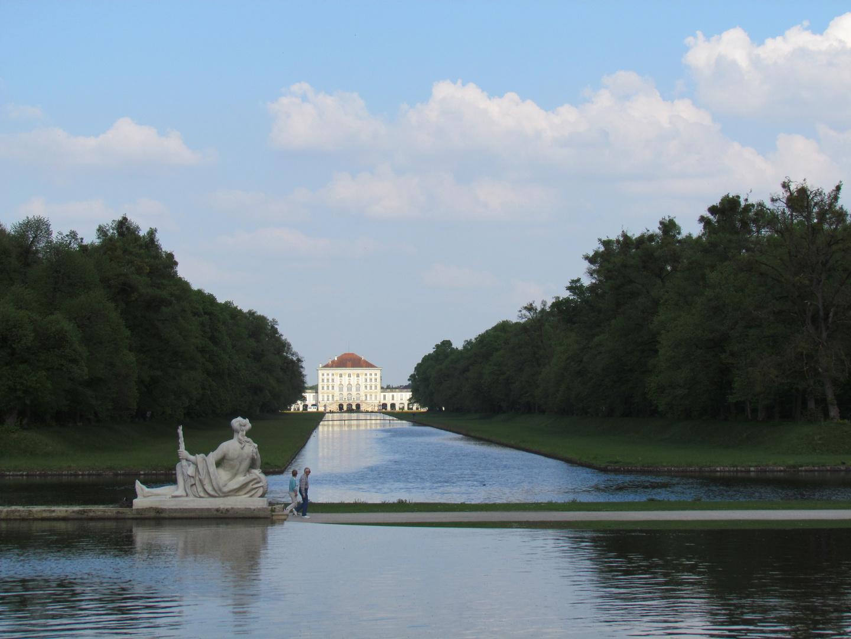 Nymphenburger Park in München