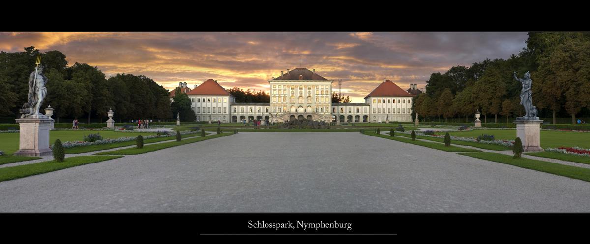Nymphenburger Schloss, München