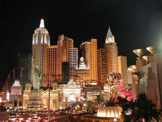 NY/NY Casino, Las Vegas Nevada