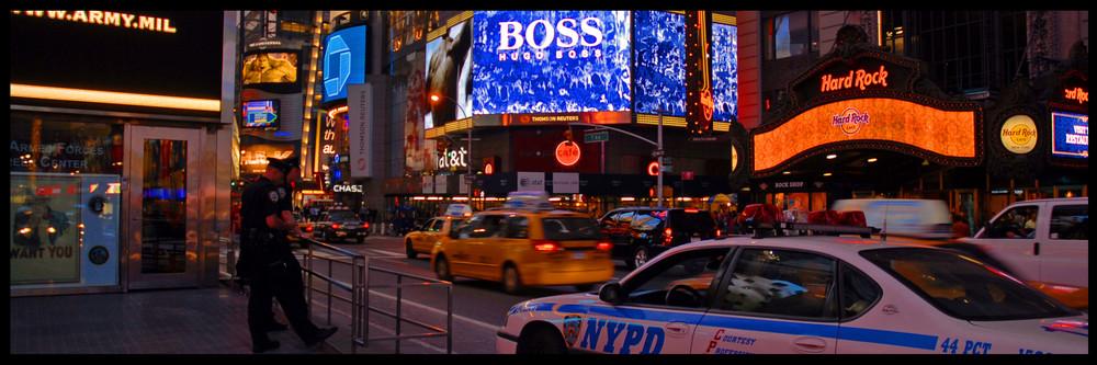 NYPD - New York - copie interdite