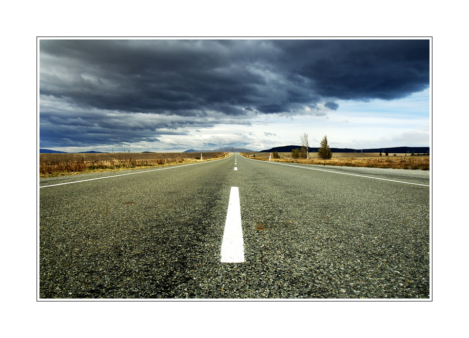 ... nz roads #2 ...