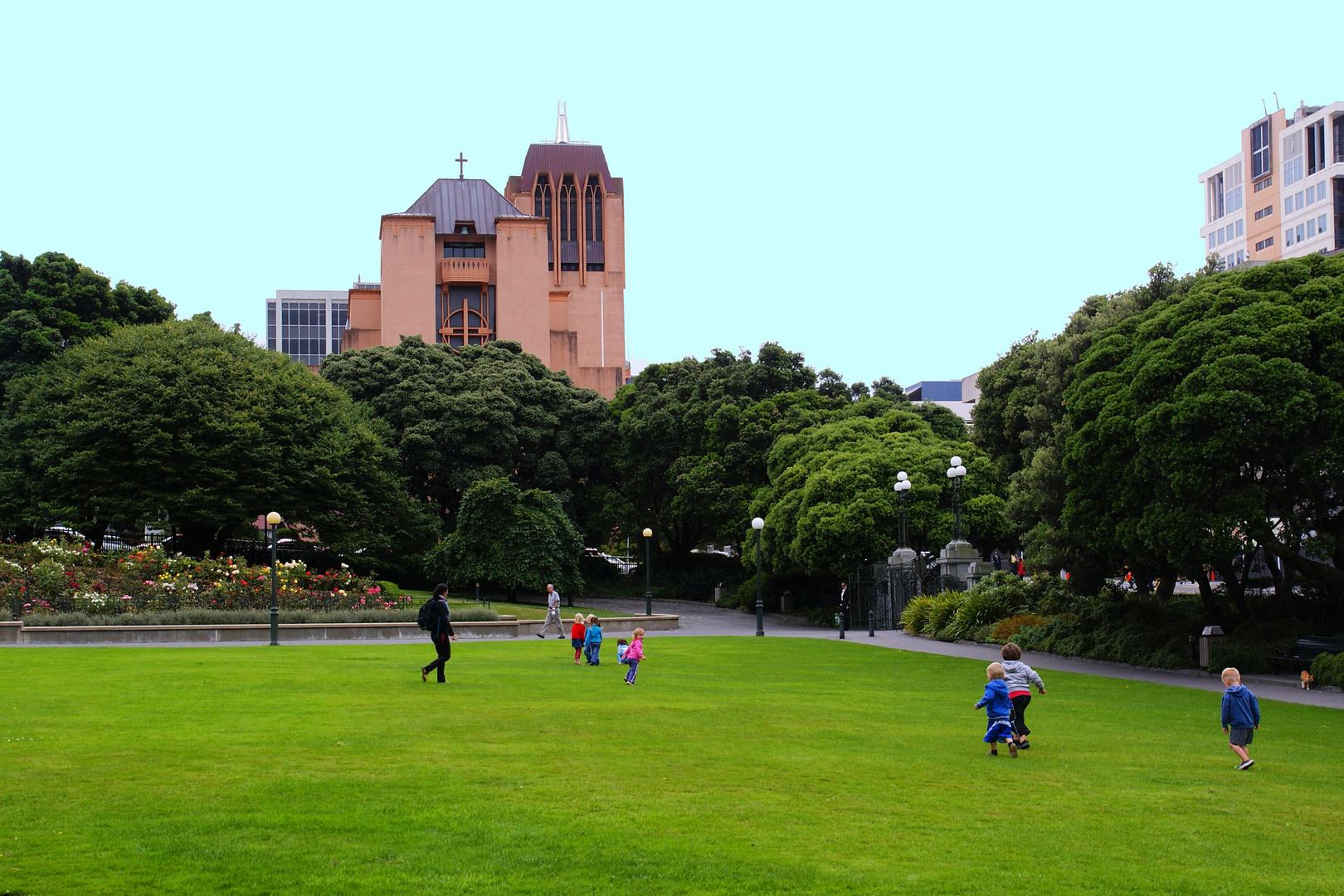 NZ Wellington Kindergeburtstag