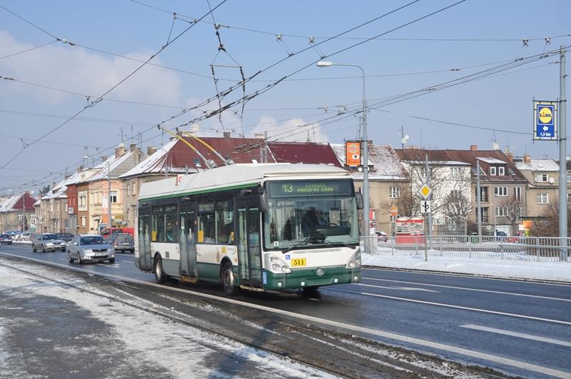 O-Bus Plzen